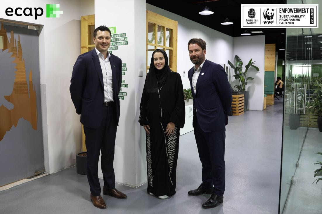 ecap partners with Emirates Nature WWF